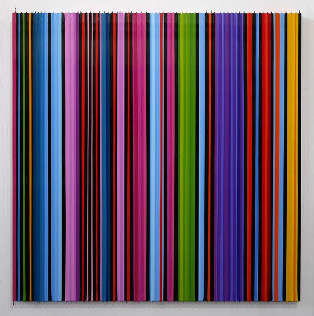 , 'Eye of the Storm (Michael Craig-Martin),' 2016, Hans Alf Gallery