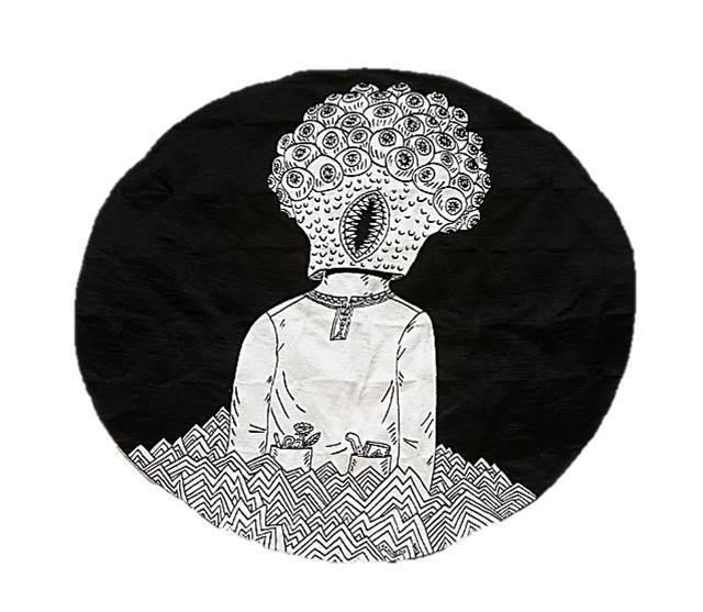 , 'Aku Berbicara Seperti Kelamin,' 2013, Arario Gallery