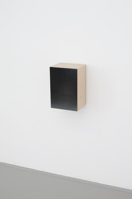 , 'Black Lost Land,' 2017, Galerie Laurence Bernard