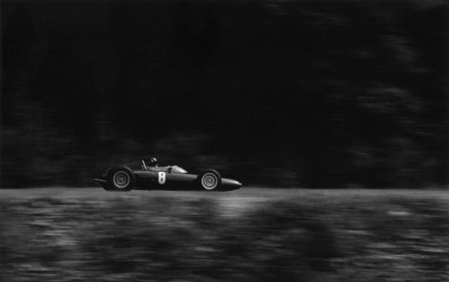Jesse Alexander, 'Graham Hill (BRM) Nürburgring', 1962, PDNB Gallery
