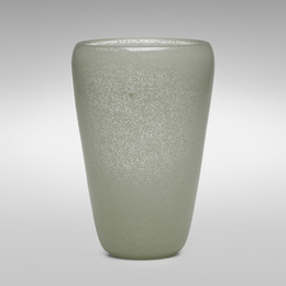 Bollicine vase, model 3540