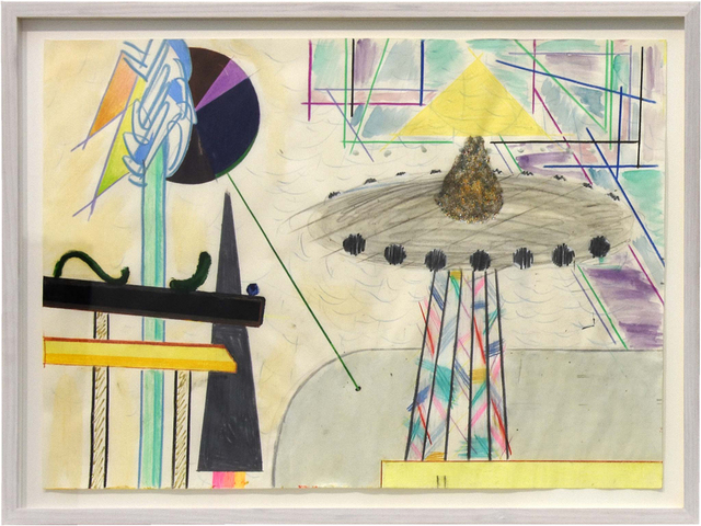 , 'Untitled,' 2013, Barbara Thumm