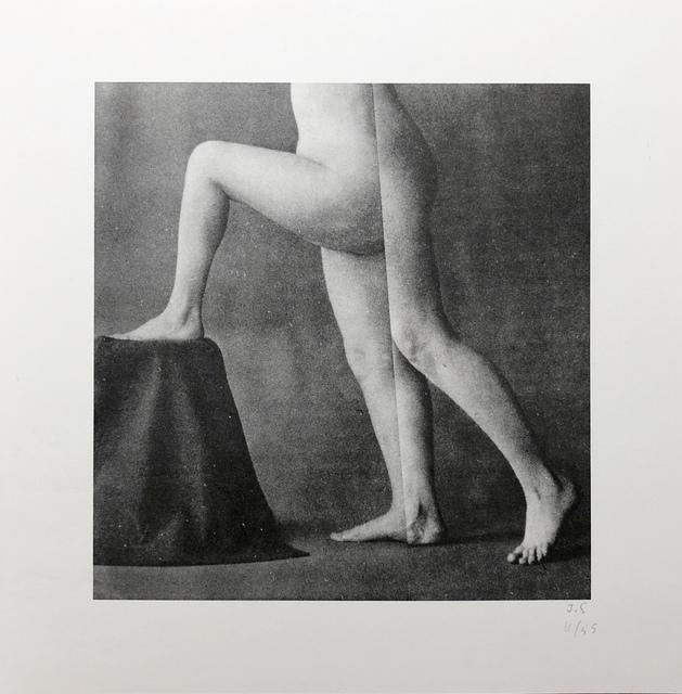 John Stezaker, 'Evolution', 1996, Stubbs Fine Art