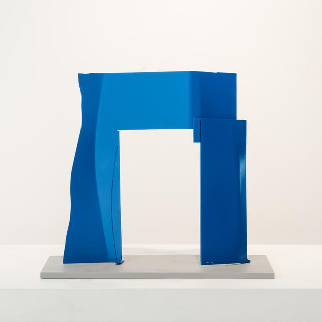 , 'Blue Arch, maquette,' 2018, Studio 21 Fine Art