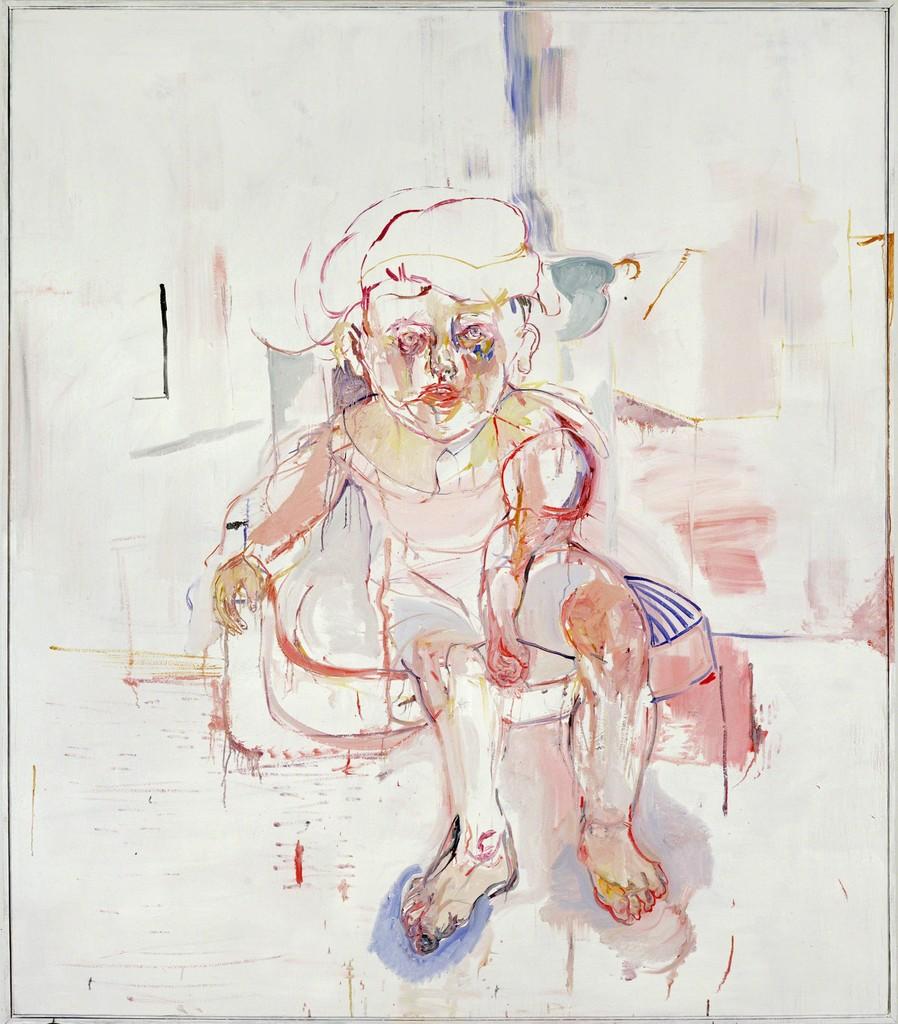 Judy Glantzman, 'Alice Neel,' 1999, Betty Cuningham