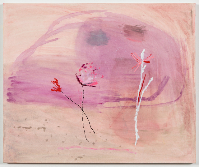 , 'Pink Flowers,' 2015, Goya Contemporary/Goya-Girl Press