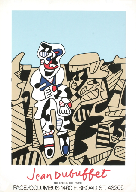 Jean Dubuffet, 'Inspection of the Territory', 1974, ArtWise