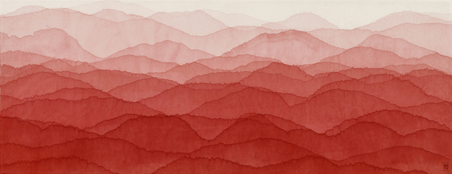 Minjung Kim, 'Red Mountain', 2016, Gallery Hyundai