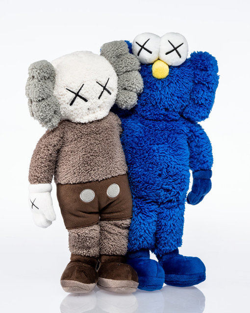 KAWS, 'Seeing/Watching', 2018, Heritage Auctions
