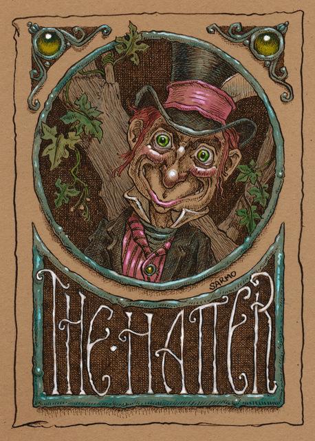 , 'The Hatter,' , Helikon Gallery & Studios