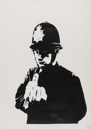 Banksy, 'Rude Copper,' 2002, Forum Auctions: Editions and Works on Paper (March 2017)