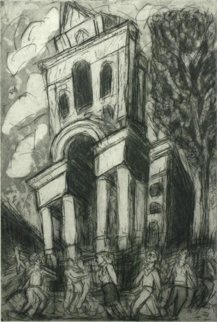 , 'Christchurch, Summer,' 1989-1992, Annely Juda Fine Art