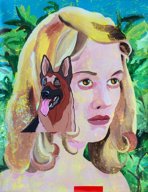 Mark Mulroney, 'Haiku #1', 2020, Painting, Acrylic on canvas, ALLOUCHE BENIAS