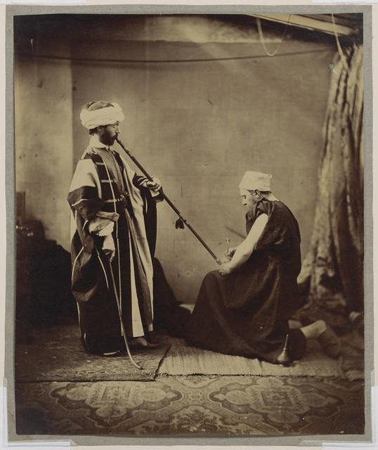 Roger Fenton, 'Orientalist Study', 1858, Clark Art Institute