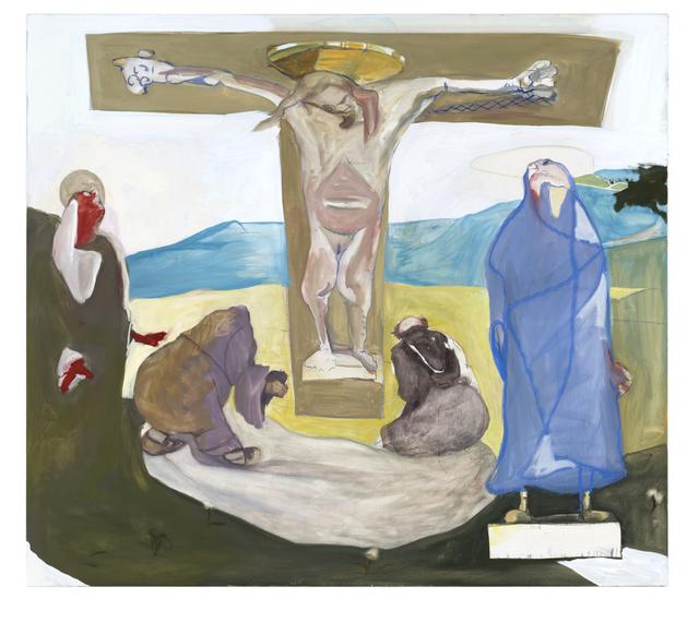 , 'Kreuzigung,' 2011, Galerie Elisabeth & Klaus Thoman