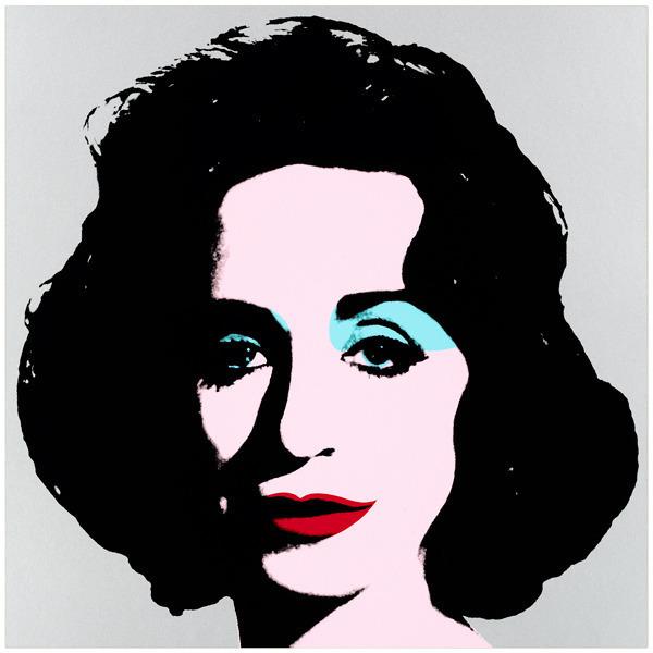 Deborah Kass, 'Silver Deb', 2012, Goya Contemporary/Goya-Girl Press