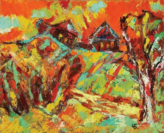 , 'April,' 1968, Vail International Gallery