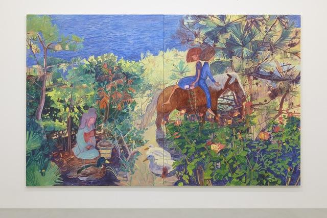 , 'Dream Divination,' 2016, Tomio Koyama Gallery