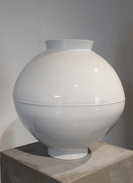 , 'Moon jar,' 2014, Wellside Gallery