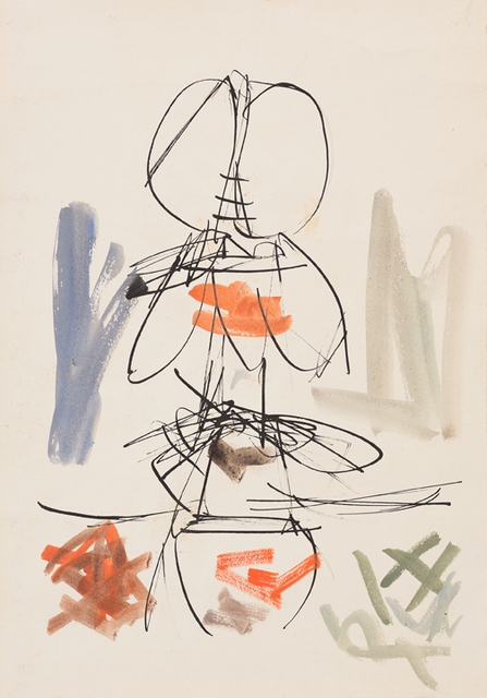 , 'Untitled (Figure 10),' ND, Aicon Gallery