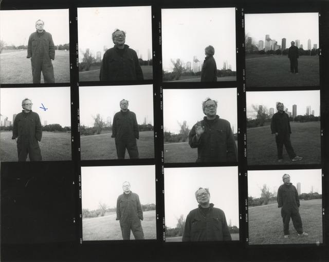 , 'Mel Chin,' 2000, Deborah Colton Gallery