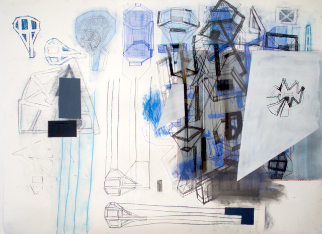 Lorraine Tady, 'Language of Forms', 2012, Barry Whistler Gallery