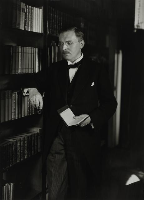 August Sander, 'Village Pastor, c. 1926', Galerie Julian Sander