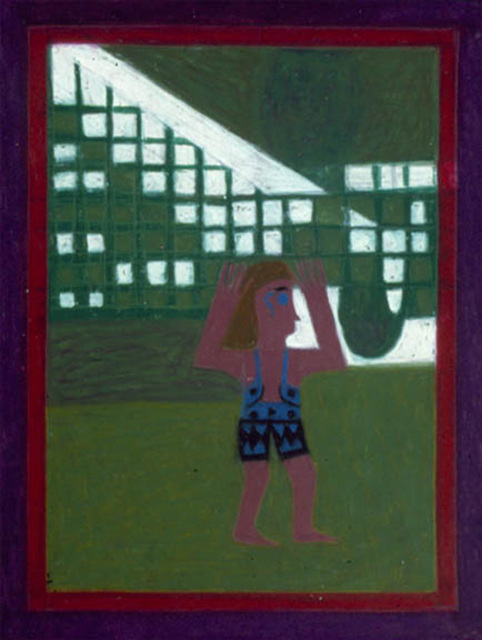 , 'Untitled (Girl in Swimsuit and Green),' 1968-1970, Ricco/Maresca Gallery