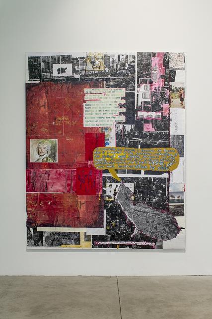 , 'Mata Mata Rousseau,' 2015, LUNDGREN GALLERY