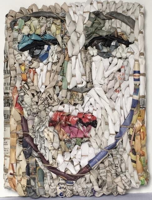 , 'Female Head/Ritratto #2,' 2018, Tansey Contemporary