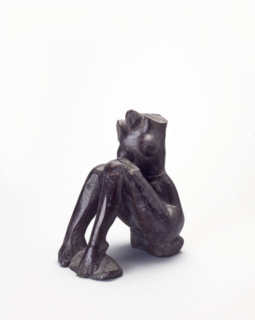 , 'Seated Figure,' 1988, Jhaveri Contemporary