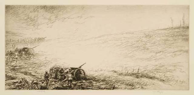, 'Open Action,' 1928, Osborne Samuel