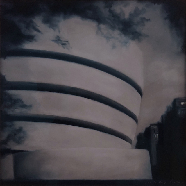 , 'Guggenheim,' , William Baczek Fine Arts