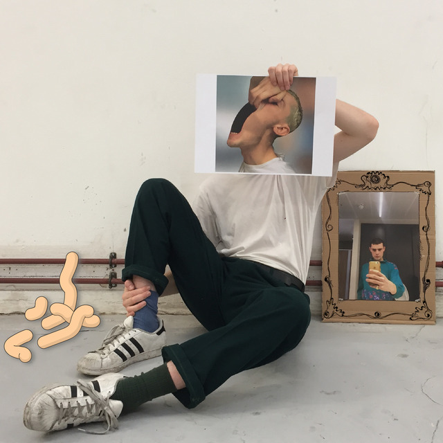 Robert Cooper, 'well now you have to', 2018, Hix Art