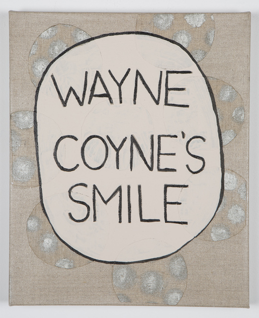 , 'Headspace no. 5 (Wayne Coyne),' 2017, Carrie Secrist Gallery
