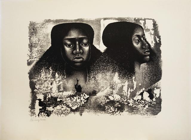 Elizabeth Catlett, 'Lovely Twice', 1976, Bill Hodges Gallery