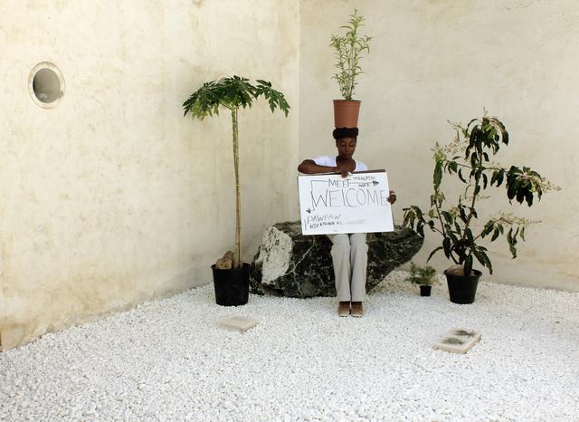 Otobong Nkanga, 'Taste of a Stone: Itiat Esa Ufok,' 2013, Fondation Beyeler