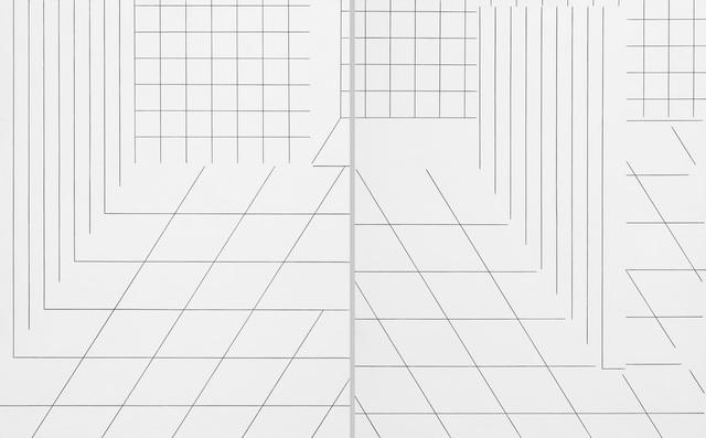 , 'Symmetric Space ,' 2015, O2art