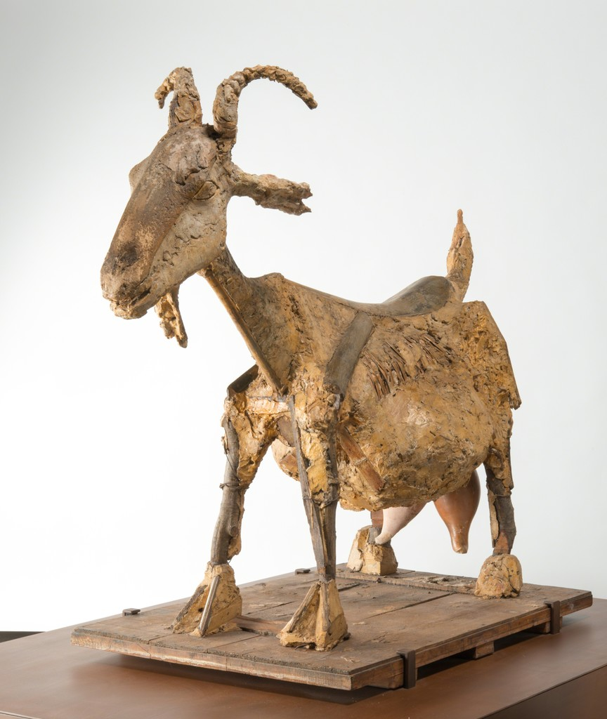 Préférence Pablo Picasso | La Chèvre (The Goat) (1950) | Artsy TL42