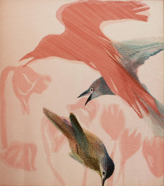 , 'Birdsong II,' 2012, Galerie Supper