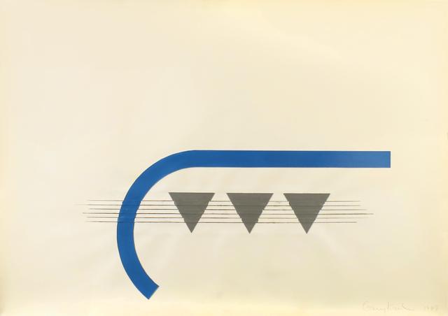 , 'Berliner Serie,' 1979, Gaa Gallery
