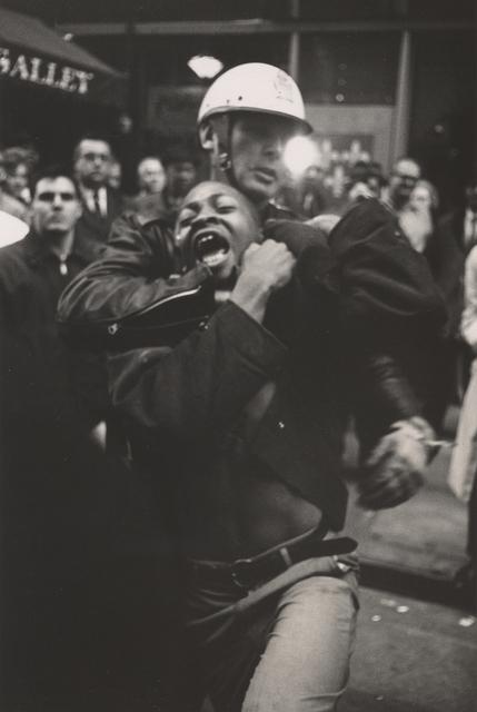 , 'Arrest of Taylor Washington, Atlanta,' 1963, de Young Museum