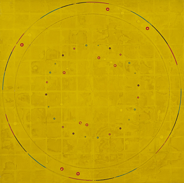 , 'Concentric Episode Series / Yellowgold,' , William Campbell Contemporary Art, Inc.