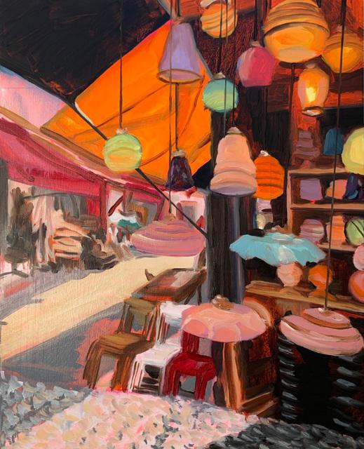 , 'Lighting,' 2020, Frestonian Gallery