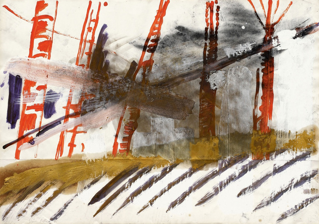 , 'Untitled,' 1985, Galleri Bo Bjerggaard