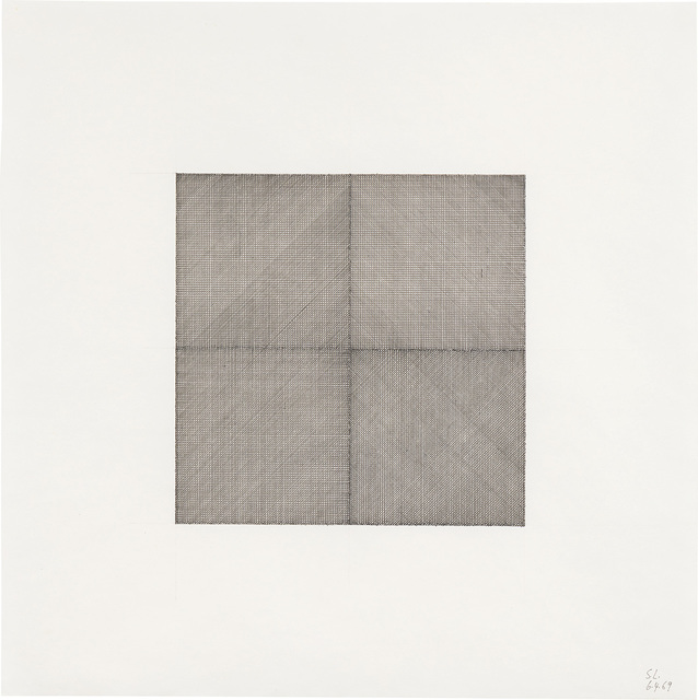 Sol LeWitt, 'Untitled', 25358, Phillips