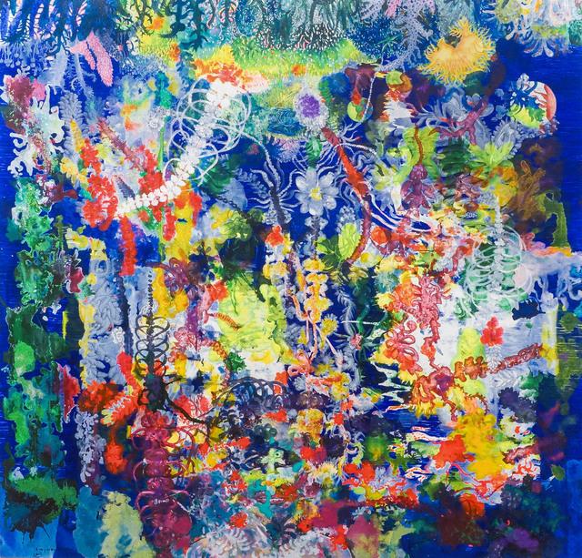 , 'Floating Garden #4,' 2017, Mizuma Art Gallery