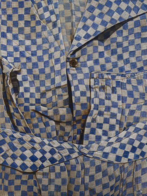 , 'Chequered,' 2014, Mind Set Art Center