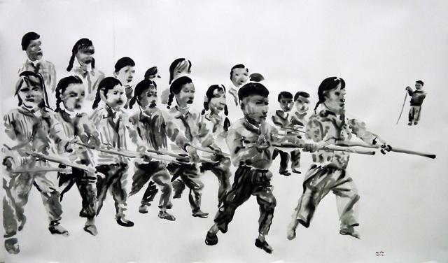 Tawan Wattuya, 'Junior Soldiers', 2012, Tang Contemporary Art
