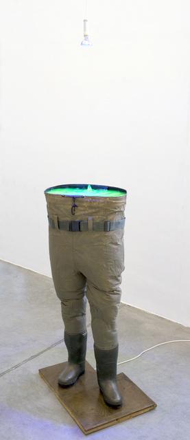 , 'Bloodline,' 2014, Galerie Ernst Hilger